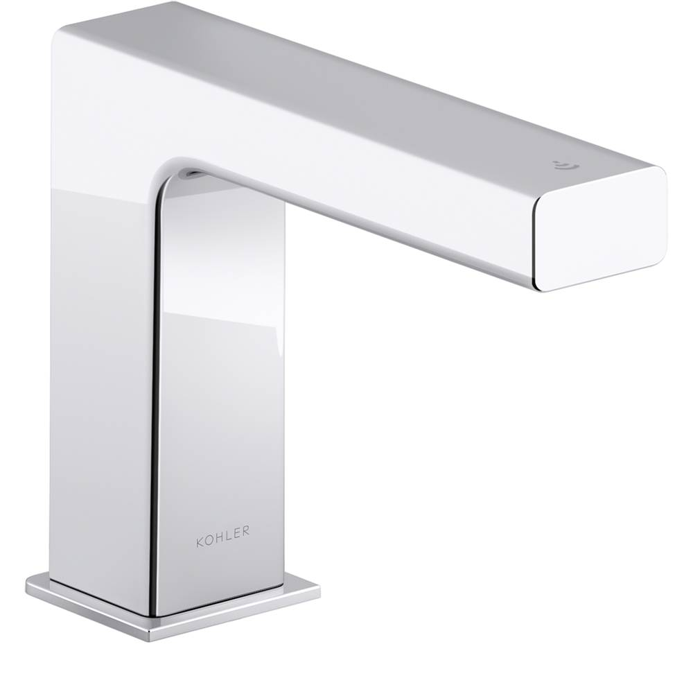 Kohler Strayt™ Touchless faucet with Kinesis™ sensor technology, AC-powered